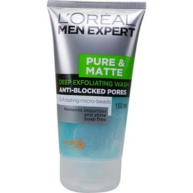 L'oreal men expert Gel facial Pure mate