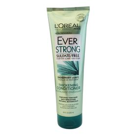 L´Oreal EVER STRONG Rosemary leaf Thickening Acondicionador Anti Quiebre