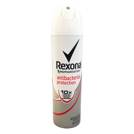 Rexona Antitranspirante Antibacterial Protection 10X Women 48H