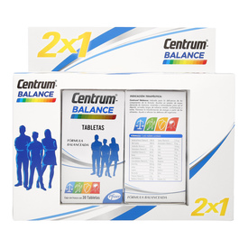 Centrum Vitaminas y Minerales Pack
