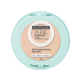 Maybelline Polvo Pure beige