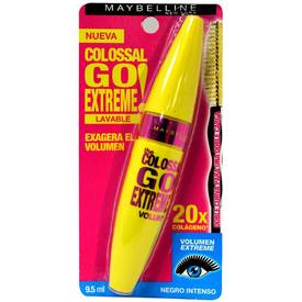 Maybelline Colossal go extreme wash