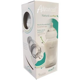 Evenflo Advanced Mamila Con Doble Válvula Anticólicos de 9Oz