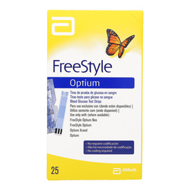 Freestyle Tiras Optium