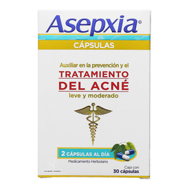 Asepxia Antiacné