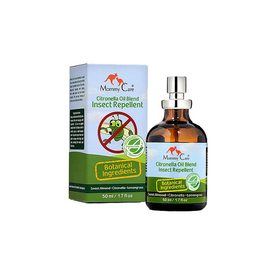 Mommy Care Repelente Natural De Mosquitos con Aceite de Citronella
