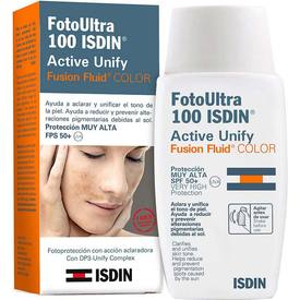 Isdin FotoUltra 100 Active Unify Fusion Fluid Color FPS 50+
