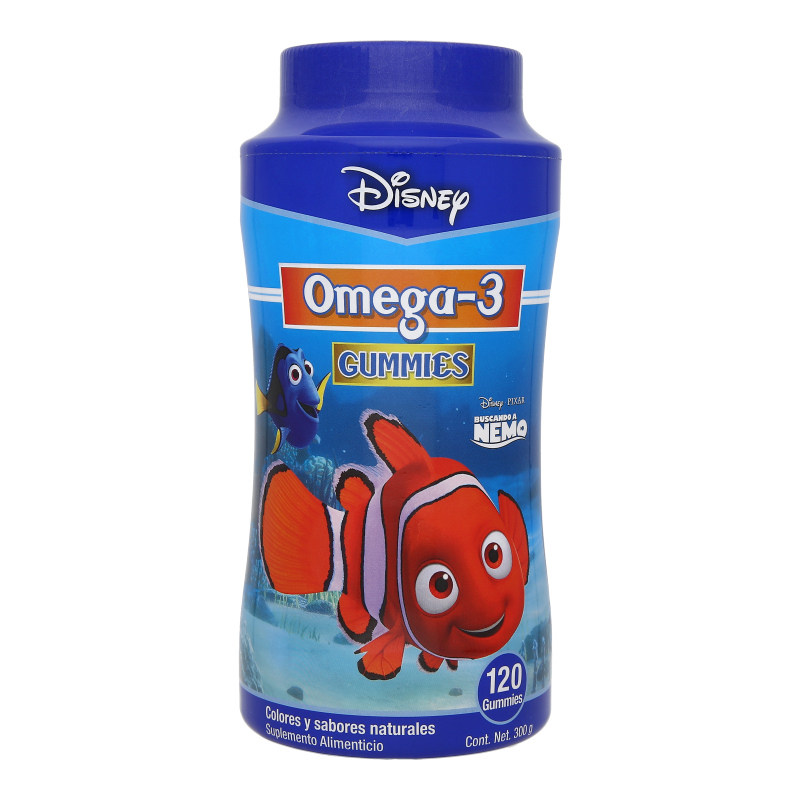 Gummies Omega-3 Disney Nemo