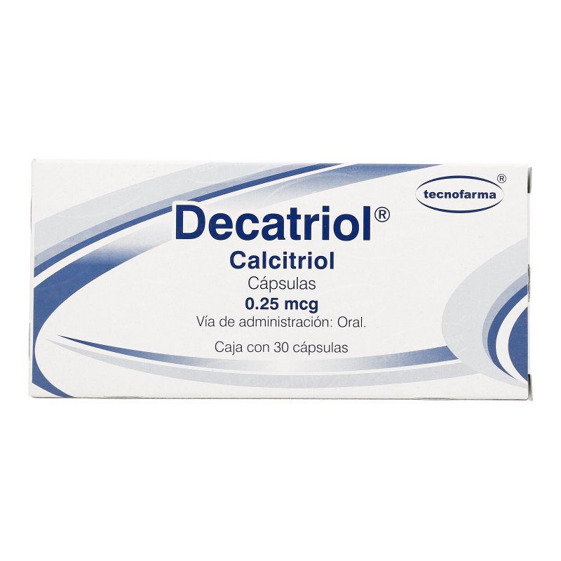 Calcitriol 0.25 MCG